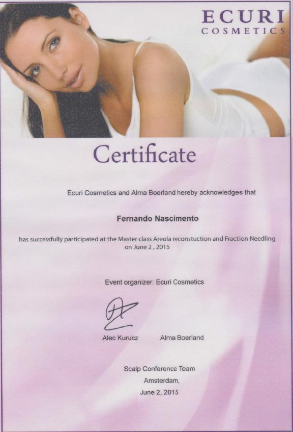 diploma tepelhofpigmentatie